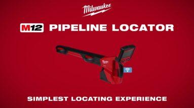 Milwaukee M12 Pipeline Locator Kit