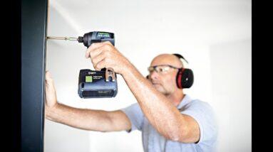 [NEW] Festool TID 18 Impact Driver - Festool USA Training Takeover