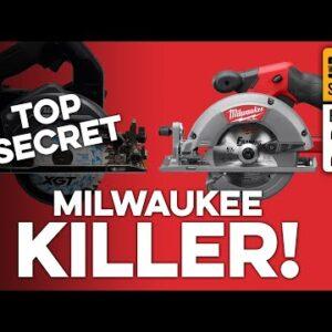 UNANNOUNCED Makita XGT Circular Saw is SHOCKINGLY good and set to take on Milwaukee! S4E28