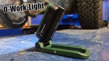 $25 Deal - OLIGHT Swivel COB Work Light Review