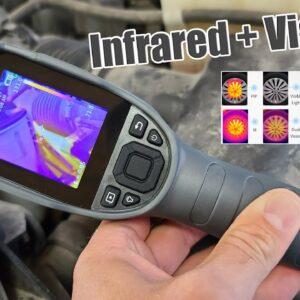 InfiRay C200 Handheld Thermal Camera Review