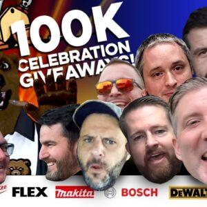 LIVE: The Belts And Boxes 100k Celebration